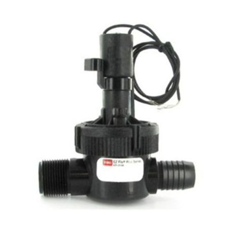 "Toro - 1"" Electric Valve, Male X Barb NPT without Flow Control"