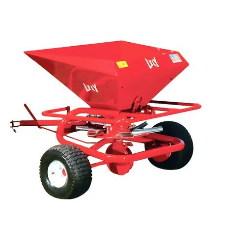 Lely Wfr Tow Behind Spreader