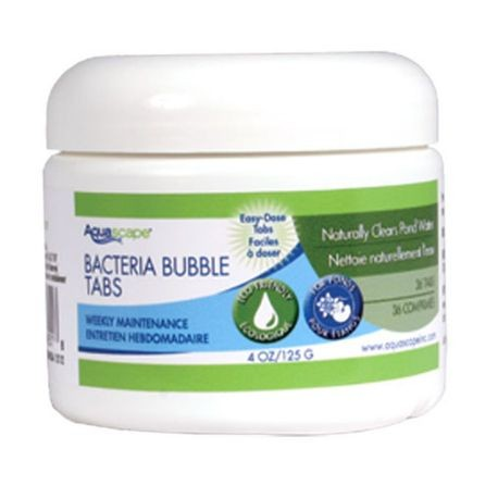 Aquascape - Bacteria Bubble Tabs 36 Count
