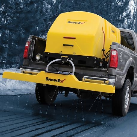 Snowex Accuspray Truck Mounted Sprayer 300 Gal Reinders