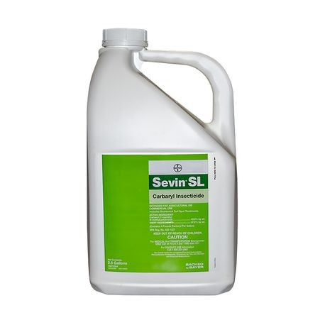 Bayer Sevin Sl Insecticide 2 5 Gal Reinders
