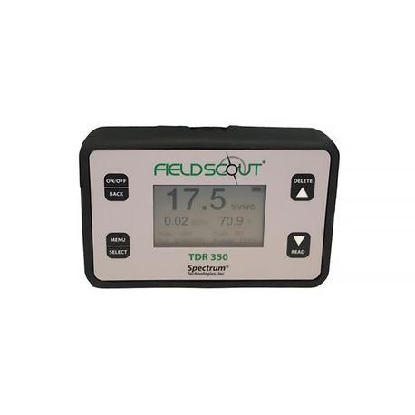 Spectrum fieldscout tdr350 soil moisture meter with case for Soil moisture meter