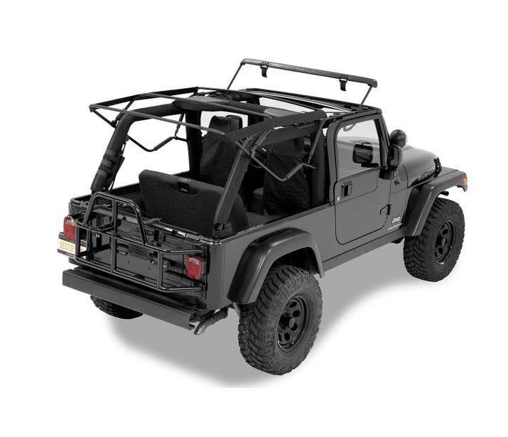 Jeep 2003 Wrangler Factory Bow Kits Bestop
